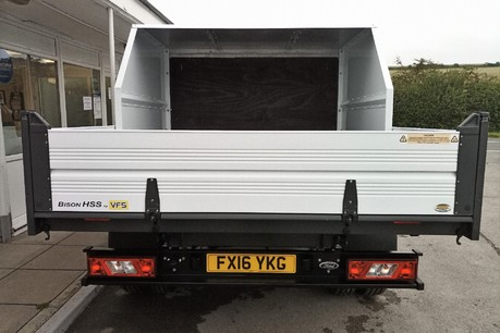 Ford Transit 350 Drw L3 Crew Cab Tipper - with Chip Box 11