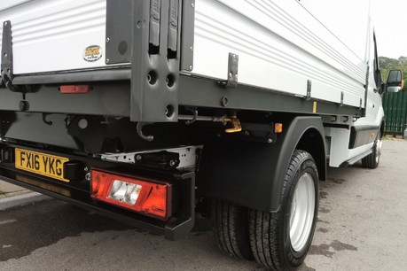 Ford Transit 350 Drw L3 Crew Cab Tipper - with Chip Box 26