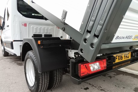 Ford Transit 350 Drw L3 Crew Cab Tipper - with Chip Box 27
