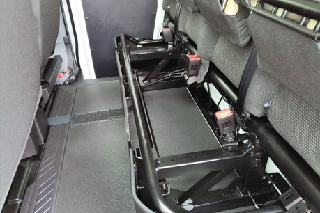 Ford Transit 350 Drw L3 Crew Cab Tipper - with Chip Box 18