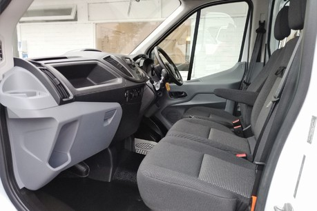 Ford Transit 350 Drw L3 Crew Cab Tipper - with Chip Box 15