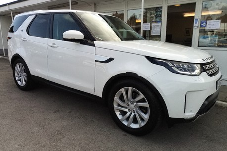 Land Rover Discovery SD4 Commercial HSE - Park Assist 5