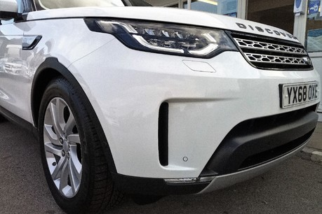 Land Rover Discovery SD4 Commercial HSE - Park Assist 26