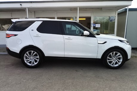 Land Rover Discovery SD4 Commercial HSE - Park Assist 9