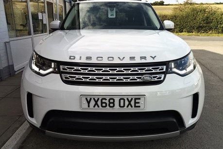 Land Rover Discovery SD4 Commercial HSE - Park Assist 10