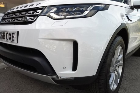 Land Rover Discovery SD4 Commercial HSE - Park Assist 25