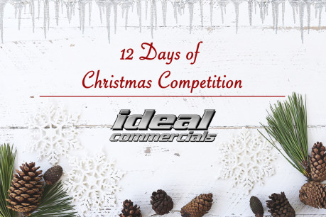 Win a £50 voucher of your choice with Ideal Commercials!