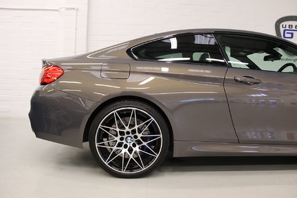 BMW M4 Competition Package with an Individual Specification 19