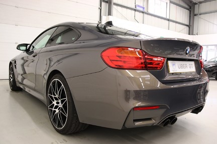 BMW M4 M4 Competition Package with an Individual Specification 3