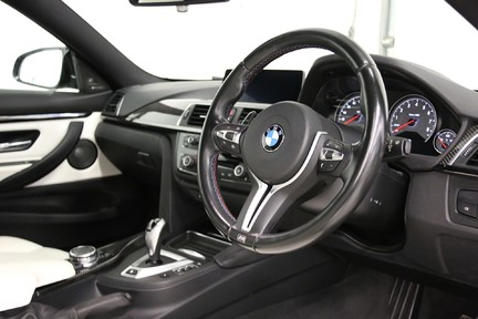 BMW M4 M4 Competition Package with an Individual Specification 14