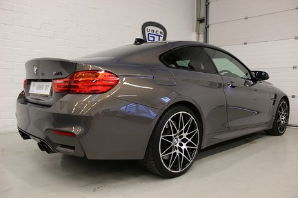 BMW M4 Competition Package with an Individual Specification 5