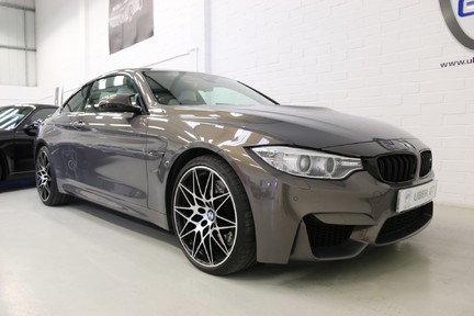 BMW M4 Competition Package with an Individual Specification 2