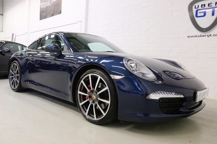 Porsche 911 Carrera 2 PDK with a Huge Specification 2