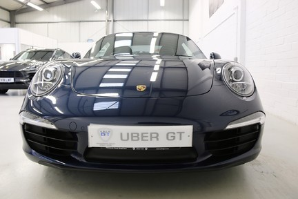 Porsche 911 Carrera 2 PDK with a Huge Specification 9
