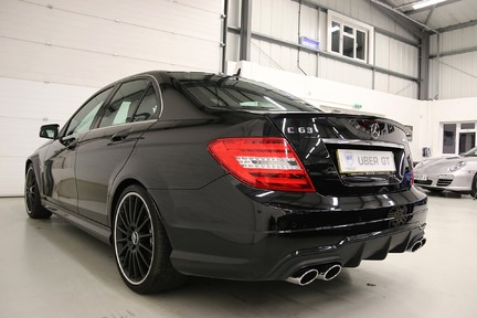 "Mercedes-Benz C Class C63 AMG with 19"" Alloys, Harman Kardon and More 3"