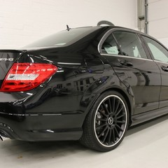 "Mercedes-Benz C Class C63 AMG with 19"" Alloys, Harman Kardon and More 4"