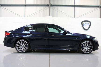 BMW 5 Series 540i xDrive M Sport with a Huge Specification 1