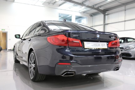 BMW 5 Series 540i xDrive M Sport with a Huge Specification 3