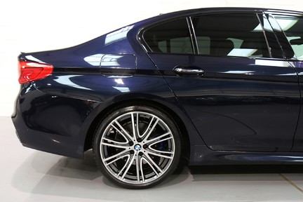 BMW 5 Series 540i xDrive M Sport with a Huge Specification 23