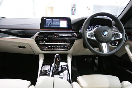 BMW 5 Series 540i xDrive M Sport with a Huge Specification 21