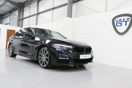 BMW 5 Series 540i xDrive M Sport with a Huge Specification 20