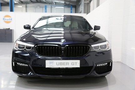BMW 5 Series 540i xDrive M Sport with a Huge Specification 9