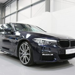 BMW 5 Series 540i xDrive M Sport with a Huge Specification 4