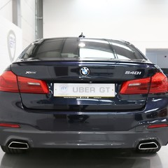 BMW 5 Series 540i xDrive M Sport with a Huge Specification 2