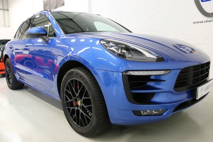 Porsche Macan GTS PDK with High Specification and FPSH 2