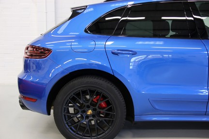 Porsche Macan GTS PDK with High Specification and FPSH 19