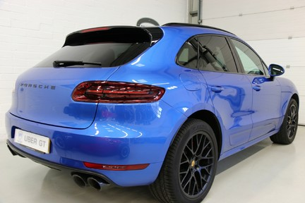 Porsche Macan GTS PDK with High Specification and FPSH 5