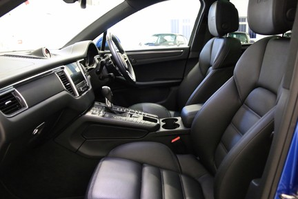 Porsche Macan GTS PDK with High Specification and FPSH 24