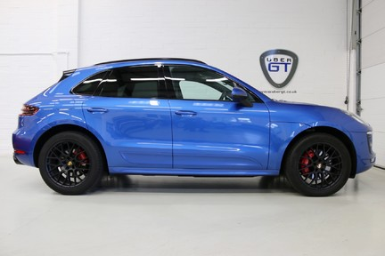Porsche Macan GTS PDK with High Specification and FPSH 1