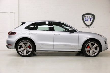 Porsche Macan Turbo PDK with High Spec and Rare Colour Combination 1