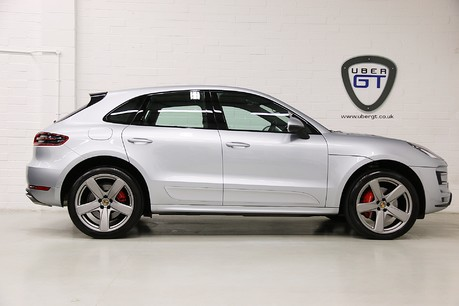 Porsche Macan Turbo PDK with High Spec and Rare Colour Combination