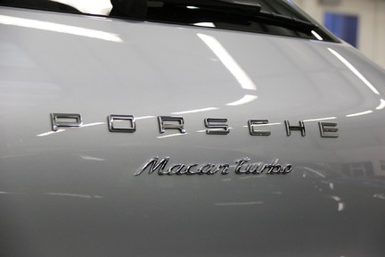 Porsche Macan Turbo PDK with High Spec and Rare Colour Combination 18