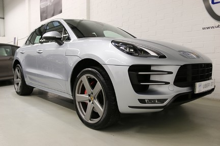 Porsche Macan Turbo PDK with High Spec and Rare Colour Combination 2