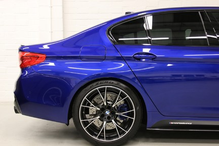 BMW M5 Competition with an Ultimate Specification 15