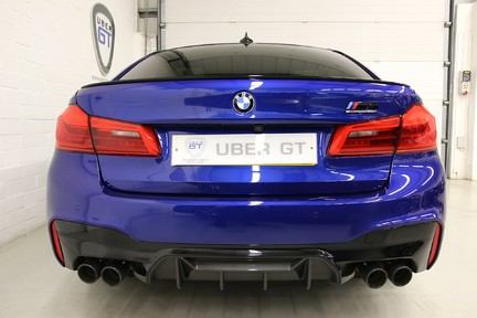 BMW M5 Competition with an Ultimate Specification 7
