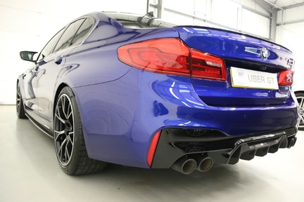 BMW M5 Competition with an Ultimate Specification 3