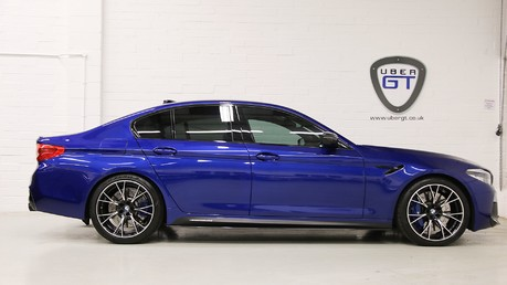BMW M5 Competition with an Ultimate Specification Video