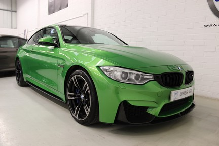 BMW M4 Individual Specification and FBMWSH 2