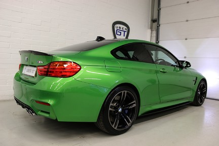 BMW M4 Individual Specification and FBMWSH 5