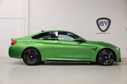 BMW M4 Individual Specification and FBMWSH 1