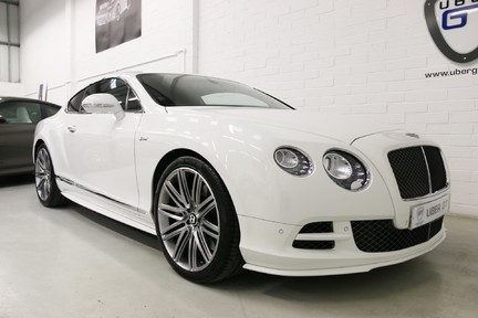 Bentley Continental GT Speed with Premier Spec and Just Serviced 2
