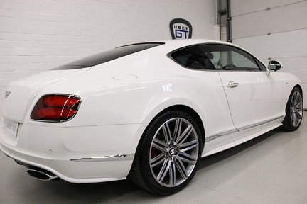 Bentley Continental GT Speed with Premier Spec and Just Serviced 5
