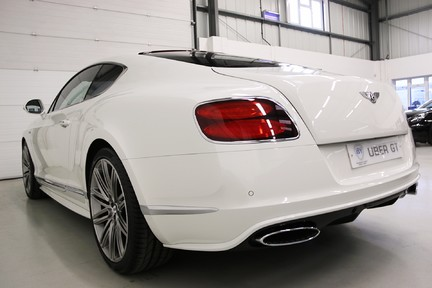 Bentley Continental GT Speed with Premier Spec and Just Serviced 3