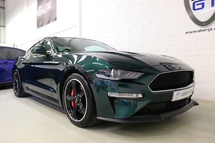 Ford Mustang Bullitt with Magne-Ride, B&O and More 2
