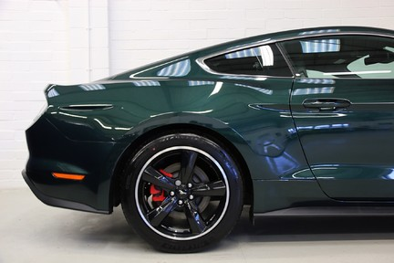 Ford Mustang Bullitt with Magne-Ride, B&O and More 10