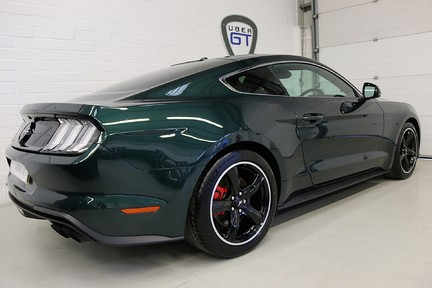 Ford Mustang Bullitt with Magne-Ride, B&O and More 5